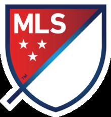 Лого 美国职业足球大联盟