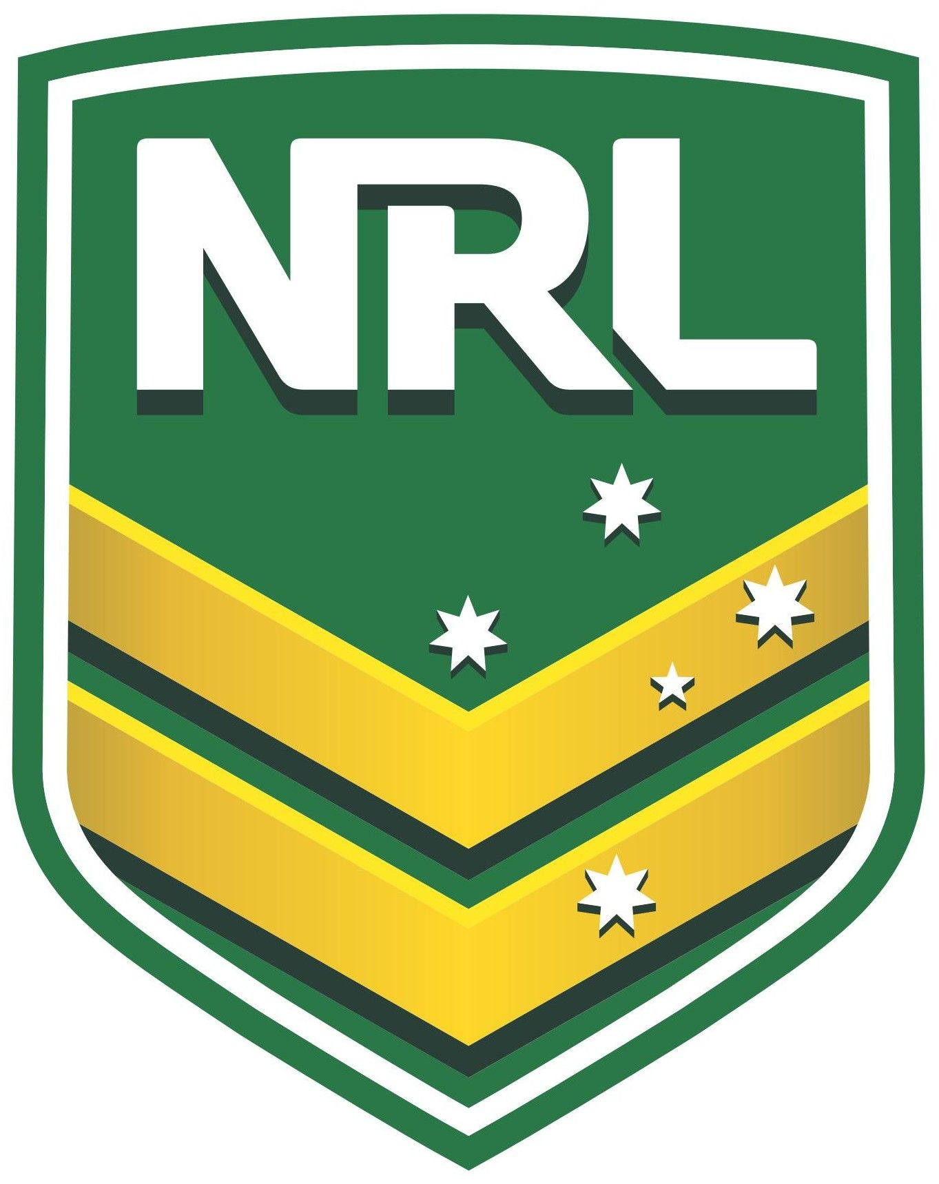 Лого Rugby National Rugby League